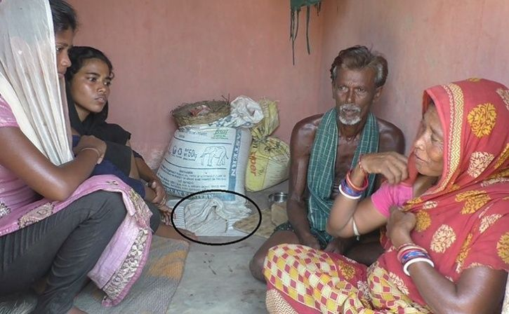 Odisha Family Forced To Live In Loo After Fani Destroys Home