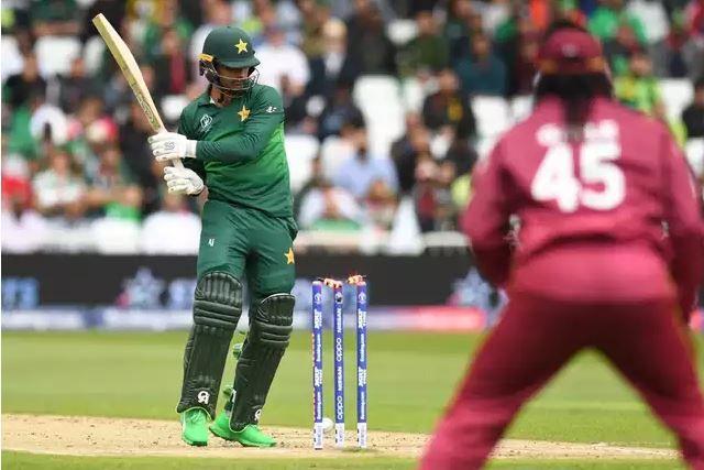 Pakistan made 105