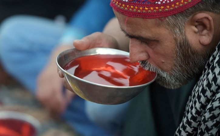 pakistan offer rooh afza to india