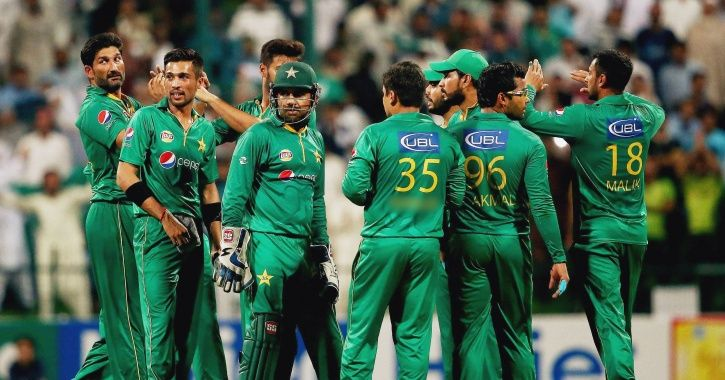 Pakistan play India on June 16