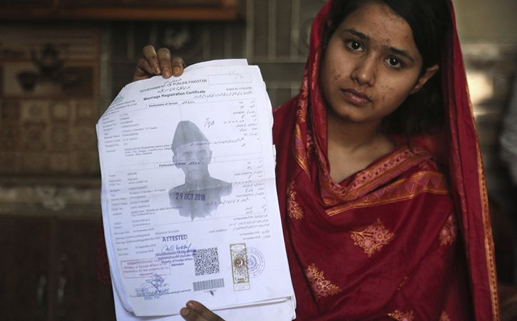 Pakistani Christian Girls Targeted By Chinese As Brides