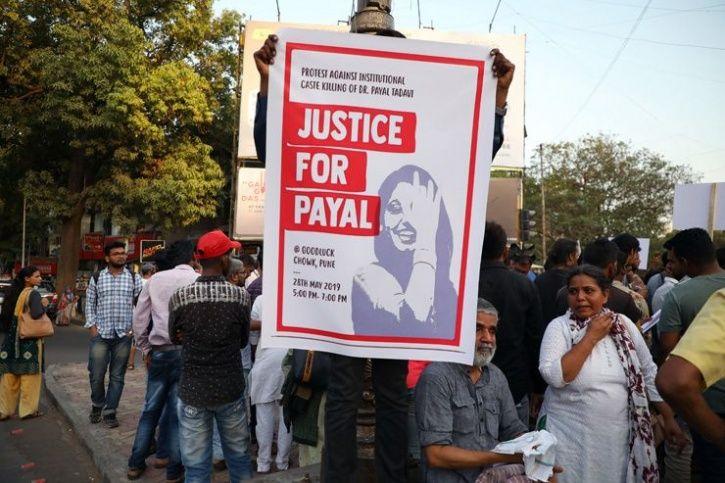Payal Tadvi Suicide Case