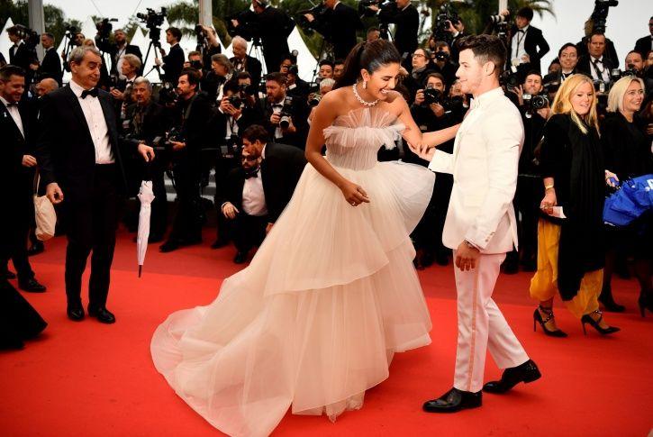 Priyanka Chopra and Nick Jonas proving it