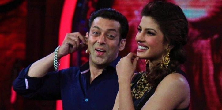 Priyanka Chopra and Salman