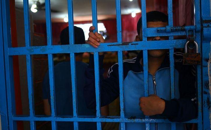 rapist spend life in jail