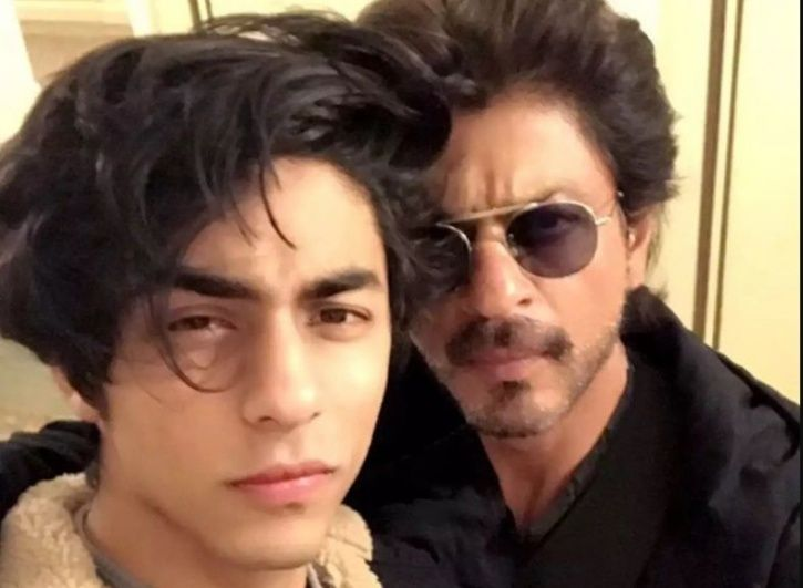 Shah Rukh Khan Is Reportedly In Talks With Hollywood Producers For Son Aryan Khan's Big Debut
