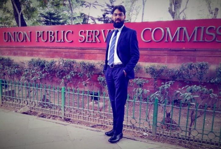 Shahid Raza Khan cracked IAS