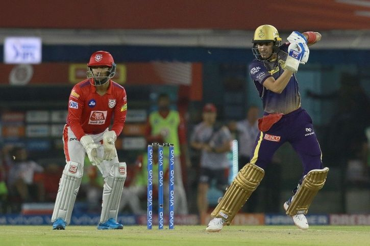 Shubman Gill made 65 not out