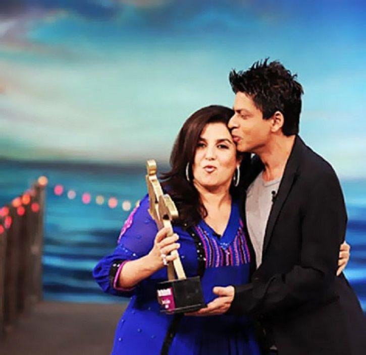 SRK and Farah
