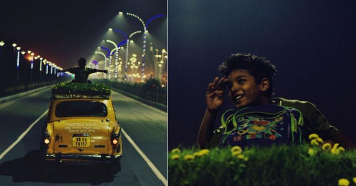 Sunny Pawar in short film Chippa.