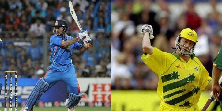 The World Cup has seen some great skippers
