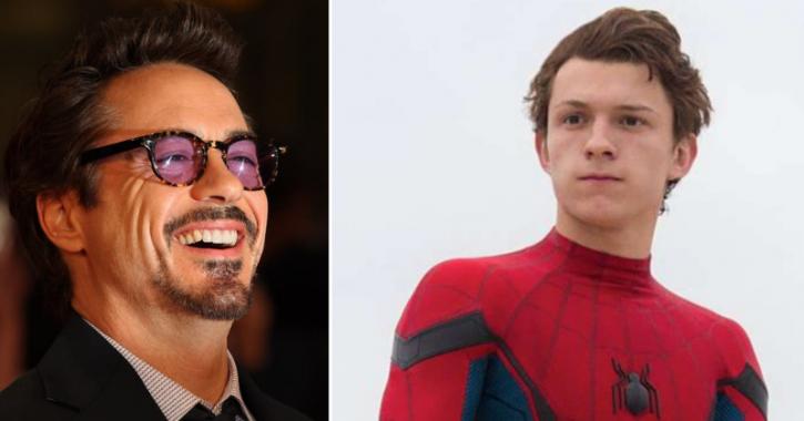 Tom Holland thought Tony Stark