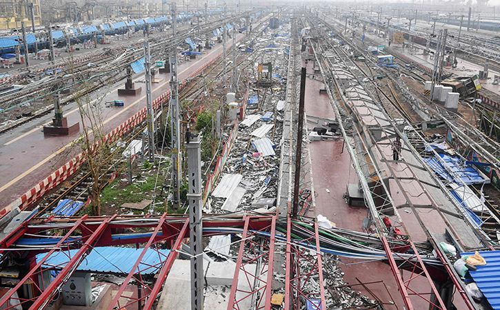 UN Agency Praises India On Minimising Loss Of Life From Cyclone Fani
