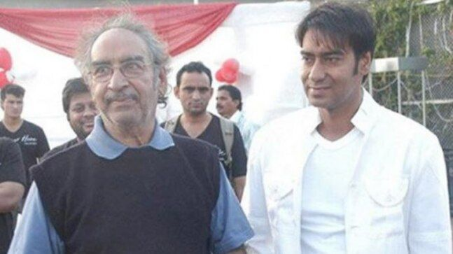 Veteran action director and Ajay Devgn's father Veeru Devgn passed away on Monday morning at the age