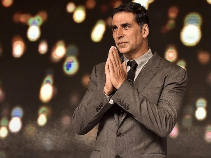 Akshay Kumar is a humble and grounded and down to earth star,