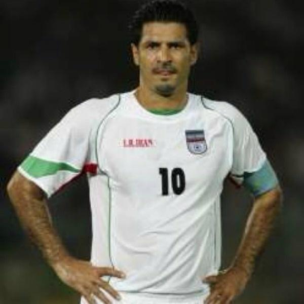 Ali Daei has scored 109 international goals