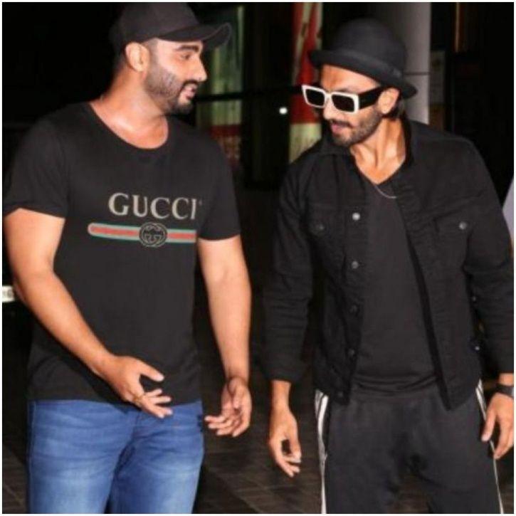 Arjun and Ranveer