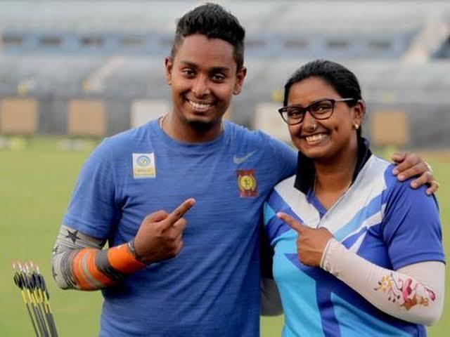 Atanu Das won bronze at Asian Championship