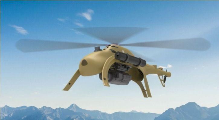 autonomous drones