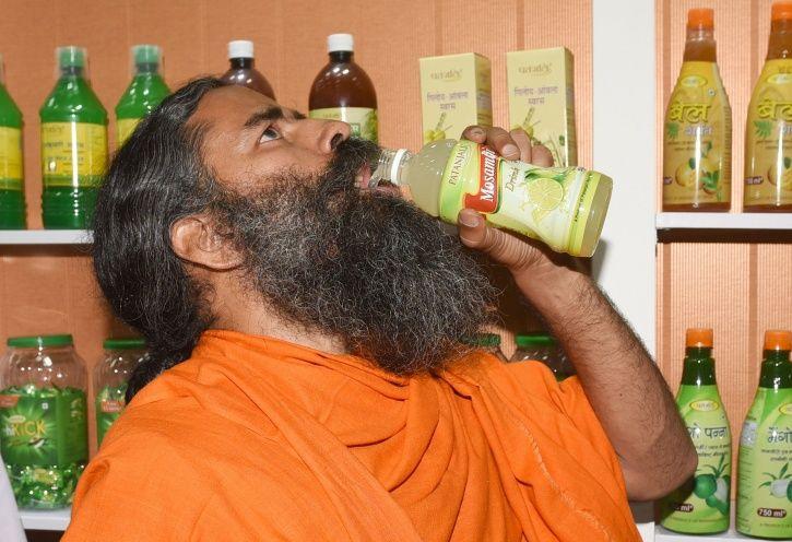 Baba Ramdev, Patanjali Products