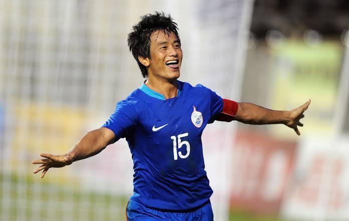 Bhaichung Bhutia is an icon