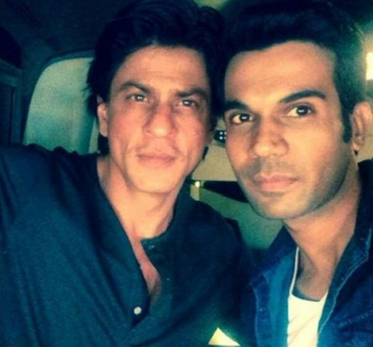 Big Fan Of SRK, Rajkummar Rao Would Stand Outside Mannat For 6-7 Hours Just To Catch A Glimpse