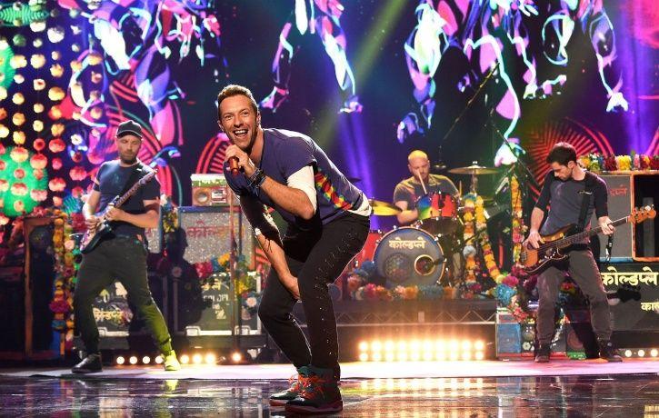 Chris Martin Says Coldplay Won