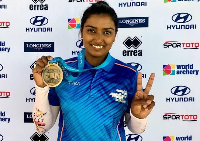 Deepika Kumari is our best archer