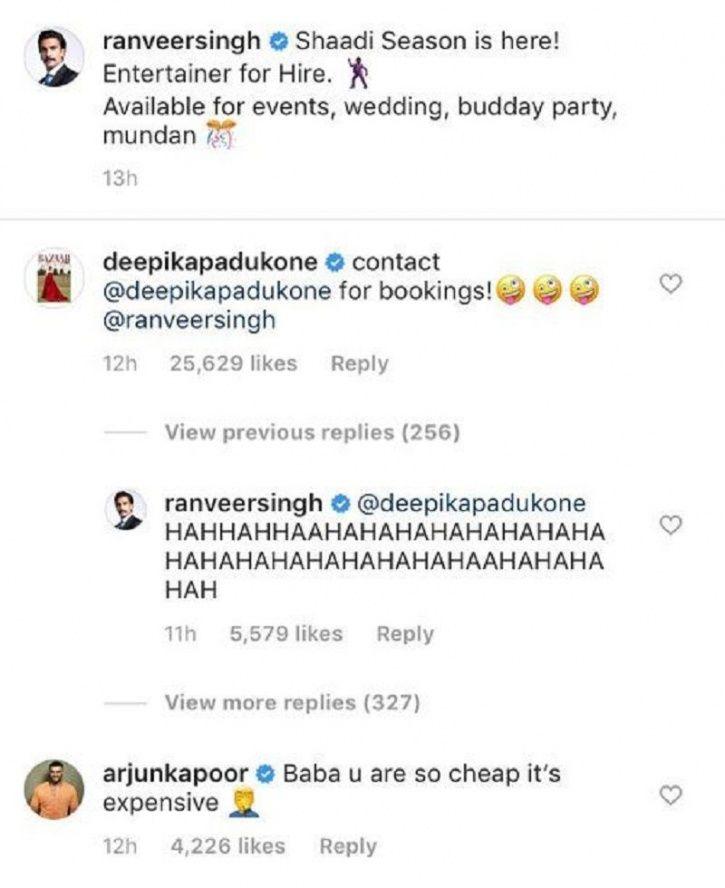 Deepika Padukone Ranveer
