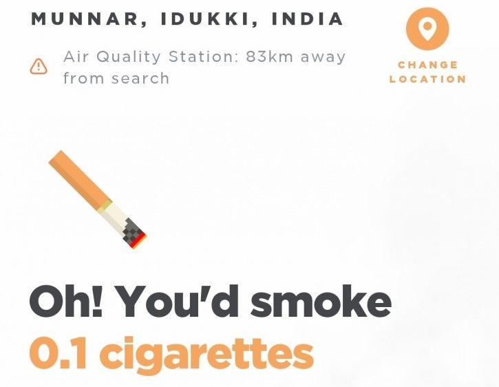 Delhi Air QualityM