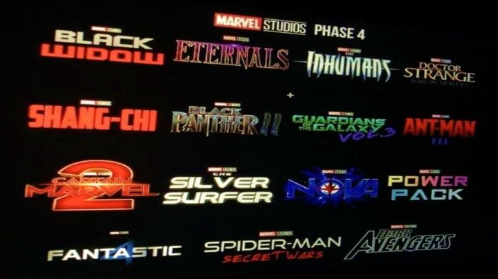 Disney Gives A Glimpse Into MCU