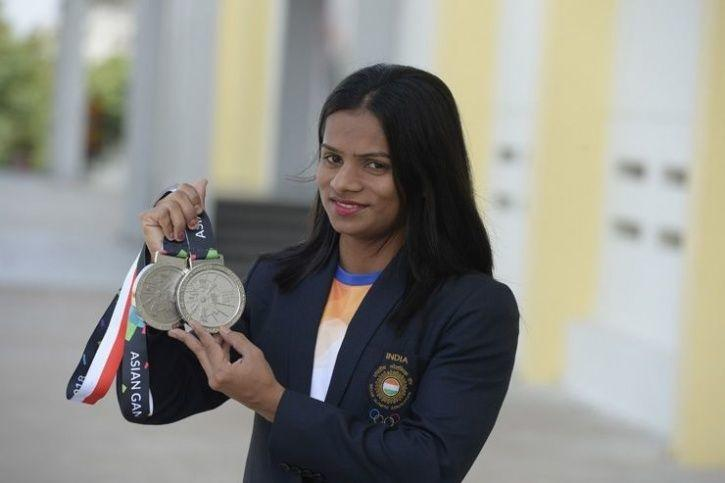 Dutee Chand is an inspiration
