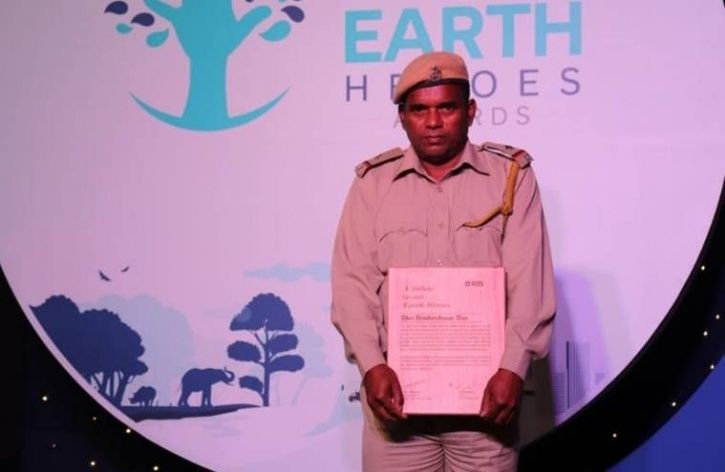 Earth Heroes Award