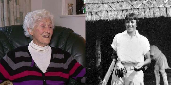 Eileen Ash is 108 years old