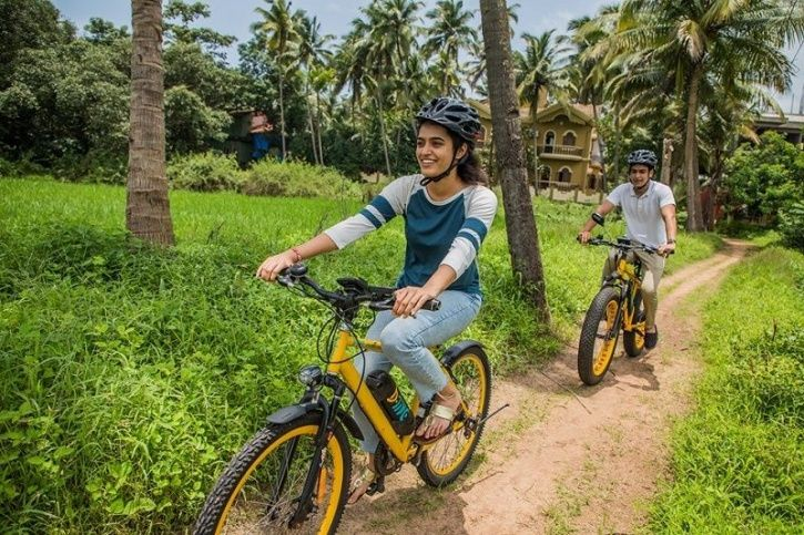Electric Vehicle Startup, Electric Vehicle Tourism, EV Tourism, Green Mobility, EV Mysuru, Karnataka