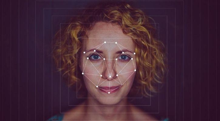 Facebook facial scan