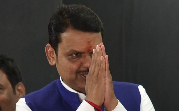 Fadnavis Resigns As Maharashtra CM