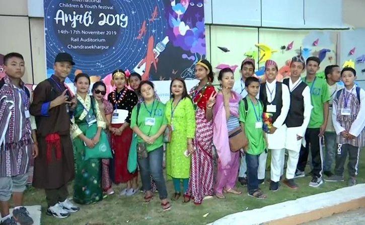 Four Day International Children Festival Begins