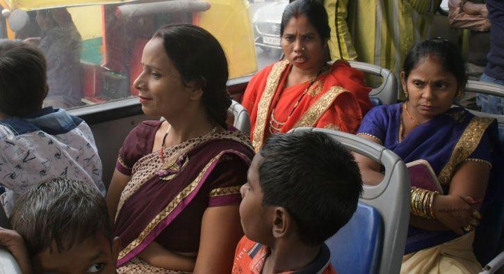 Free Bus Ride Scheme For Women A Success, Data Shows 10% Rise In Female Commuters In Delhi