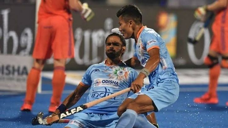 India are going to the Olympics