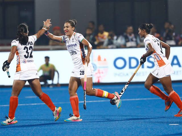 India are going to Tokyo