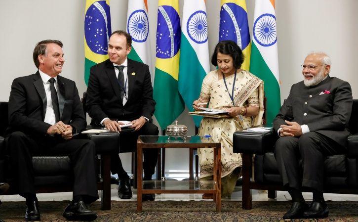 Jair Bolsonaro Modi, Republic Day