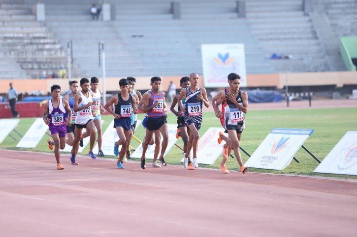 Junior Athletics Nationals