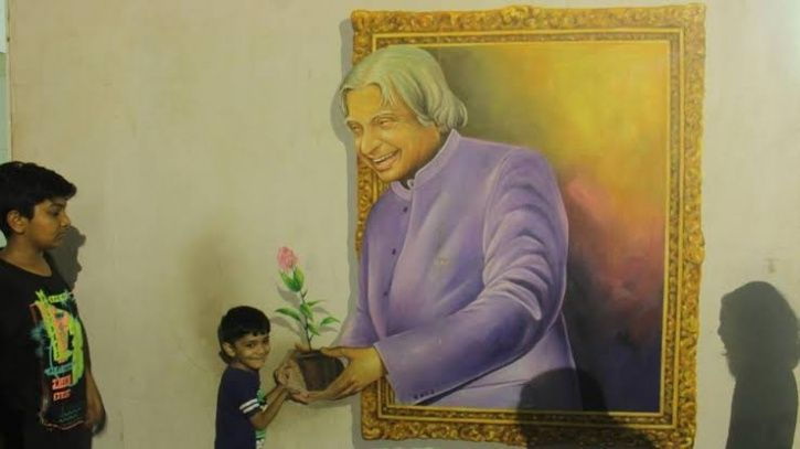 kalam center, srijan singh pal, Dr APJ Kalam,