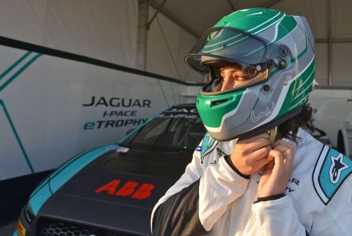 Meet Reema Juffali, First Saudi Woman Driver To Race Car In Male-Dominated Motor Sport