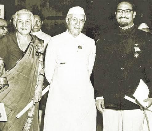 Mihir Sen did India proud