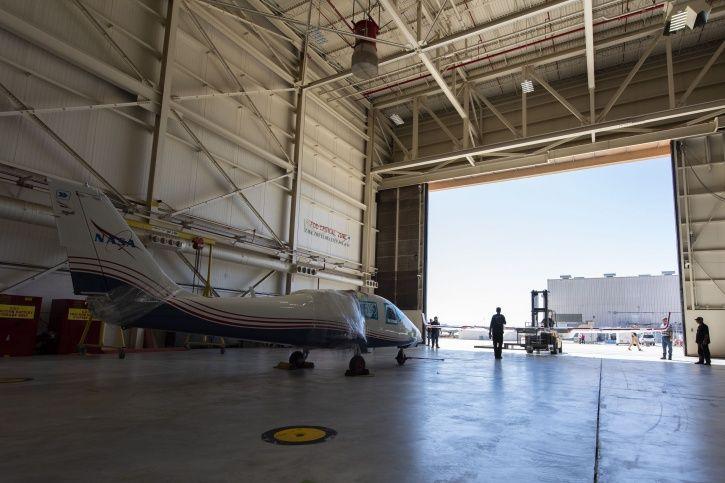NASA Electric Airplane, NASA Electric Aircraft, Electric Aeroplane, NASA Electric Vehicles, NASA New