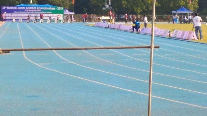 National Junior Athletics