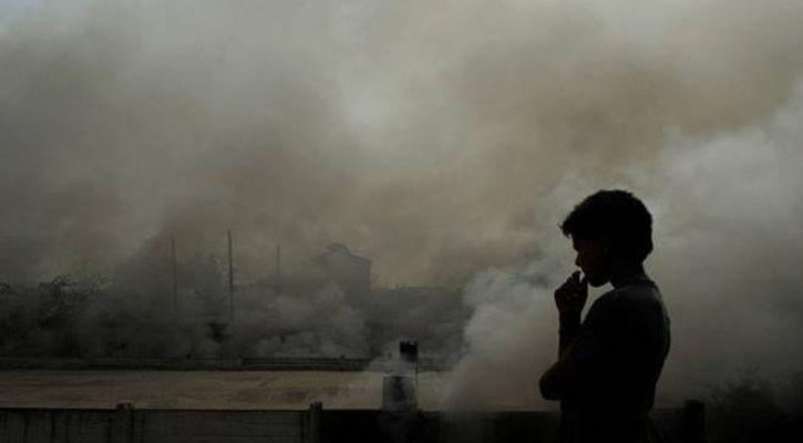Pollution Delhi
