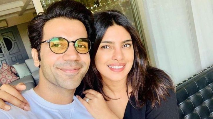 Rajkummar Rao and Priyanka Chopra to work together in Netflix